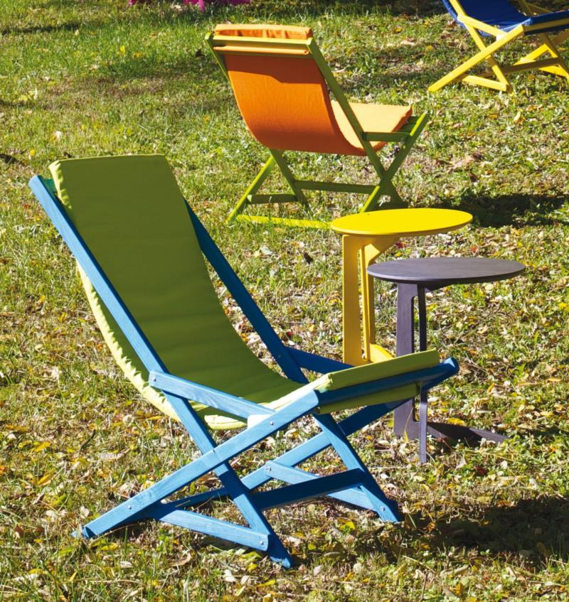 Wood rocking chair Dondolina