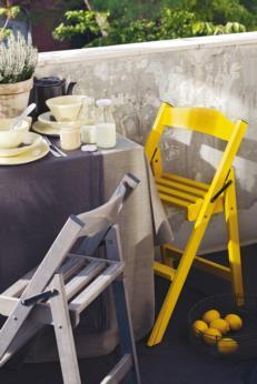 STEP chair ladder