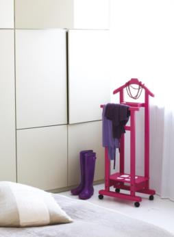 valet stand fucsia MIMMO