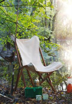 TRIPOLINA Folding chair