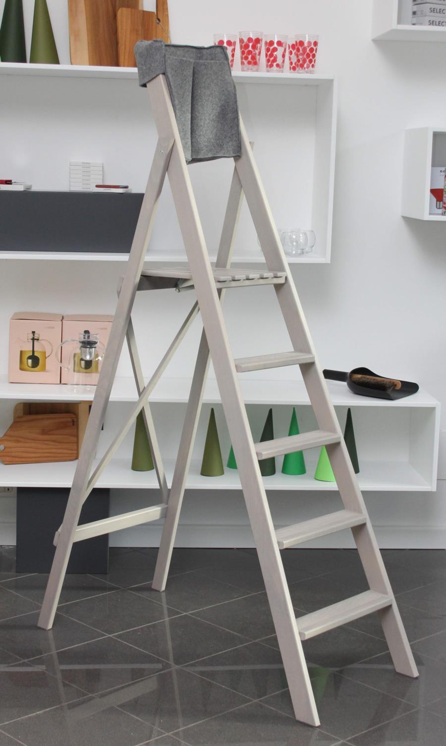 wood folding ladder HOME
