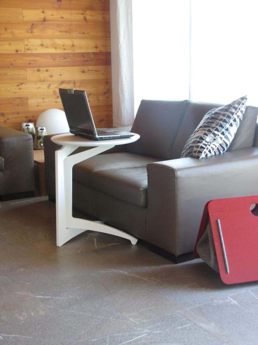 coffee table FOLD ME Del Fabbro