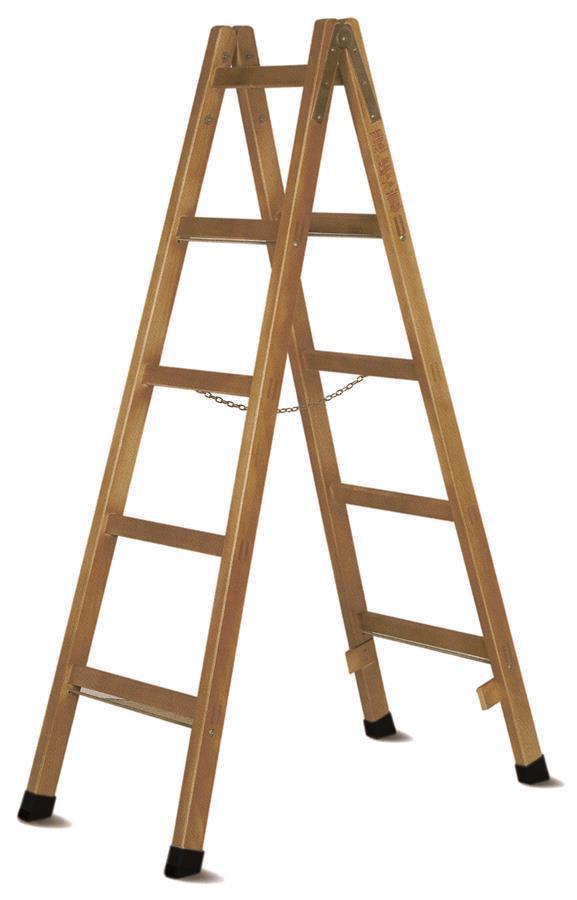 wood ladder Friuli di Del Fabbro