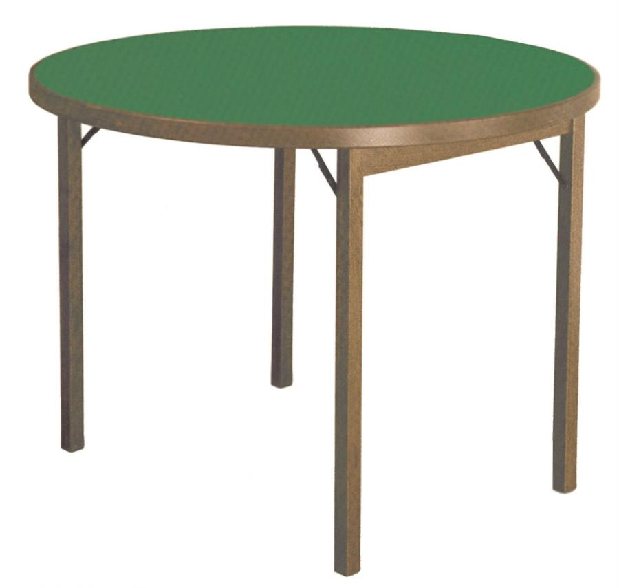 round card table MOON by Del Fabbro